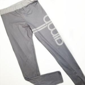 Aim'n Stripe Logo Legging